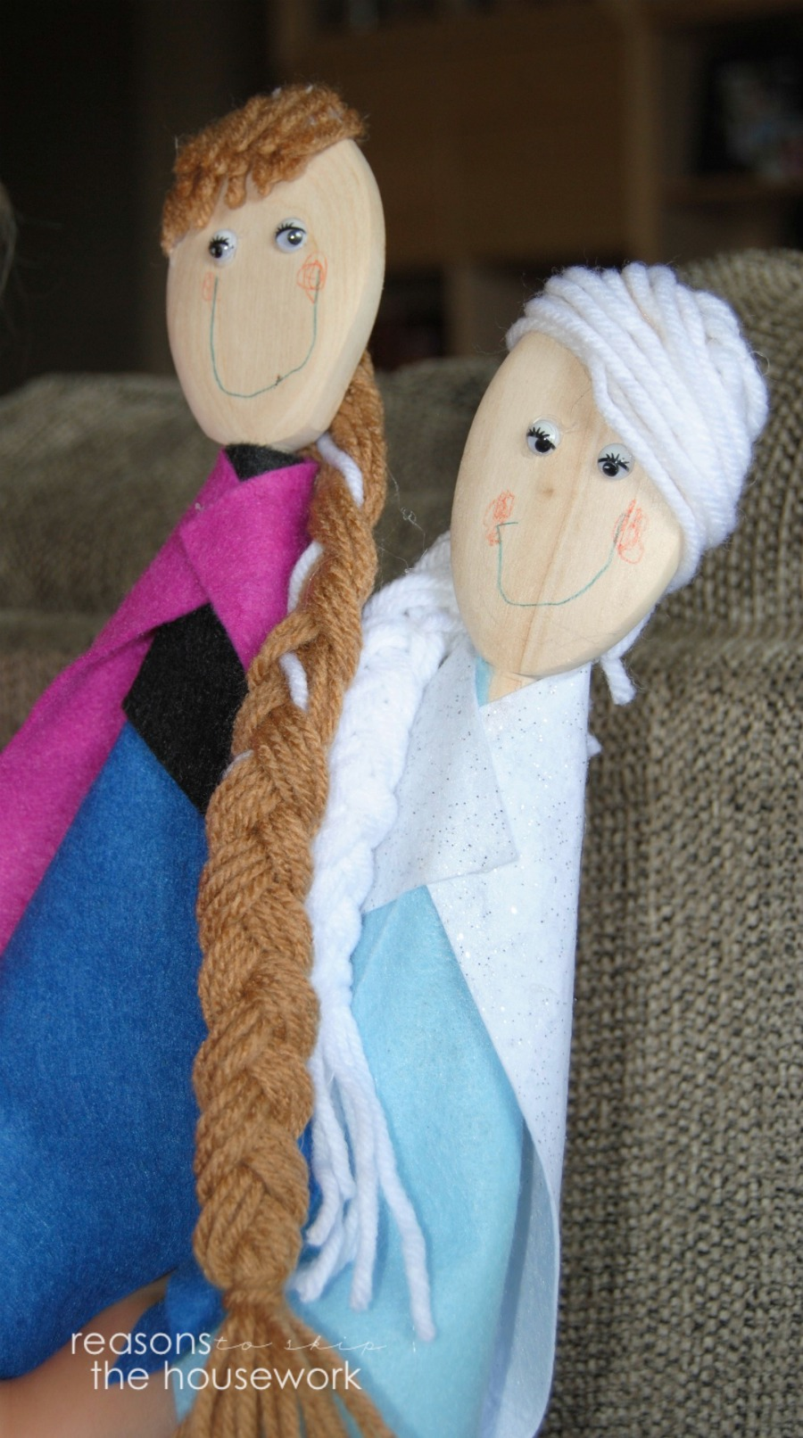 wooden spoon puppets 2