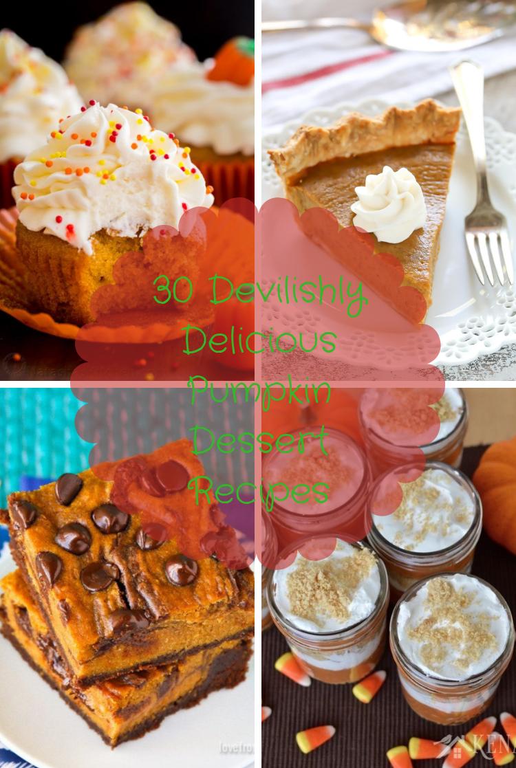 Delicious Pumpkin Dessert