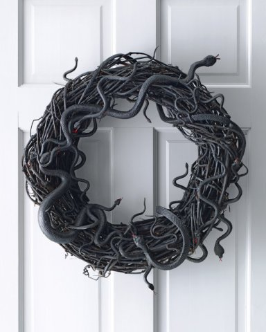 Halloween_Snake_Wreath