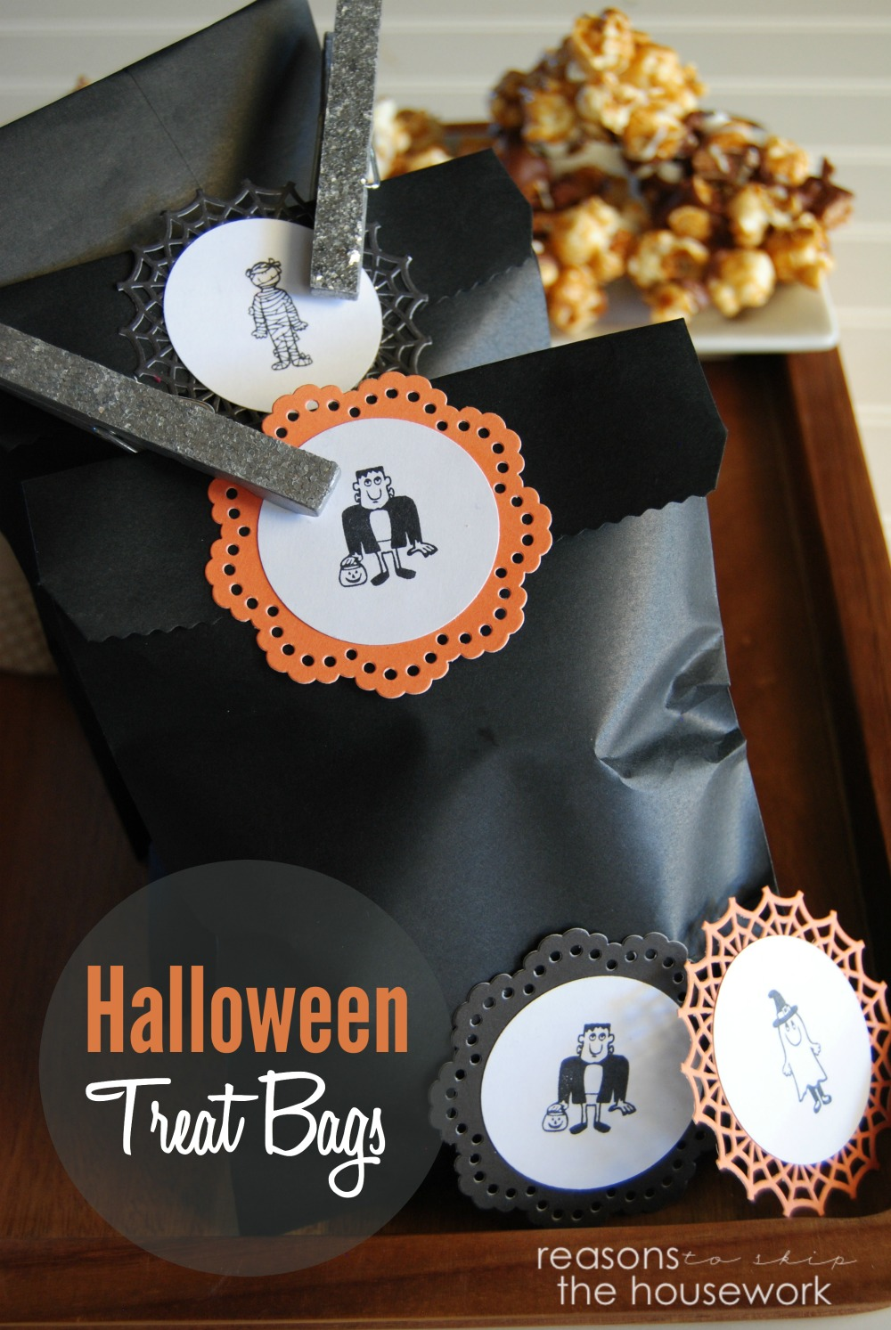 halloween treat bags
