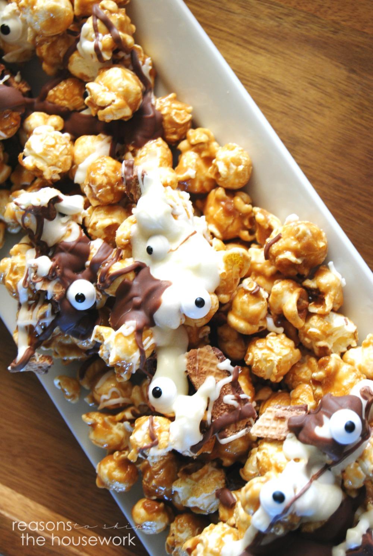 monster caramel corn 2