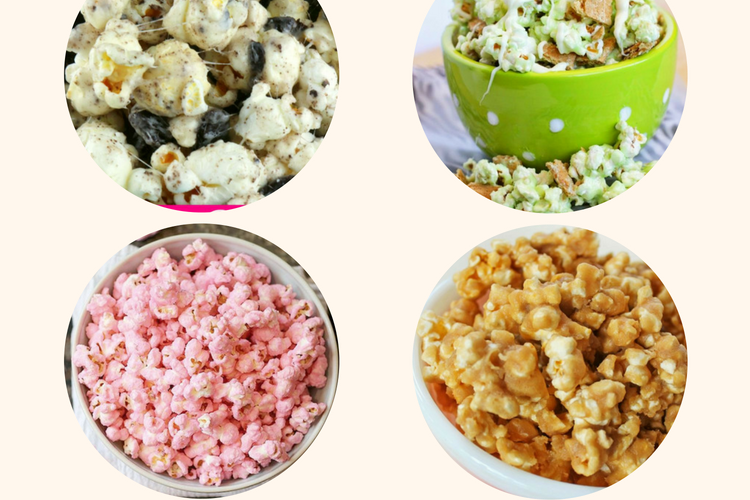 Popcorn Recipes that will Make Movie Night Delicious