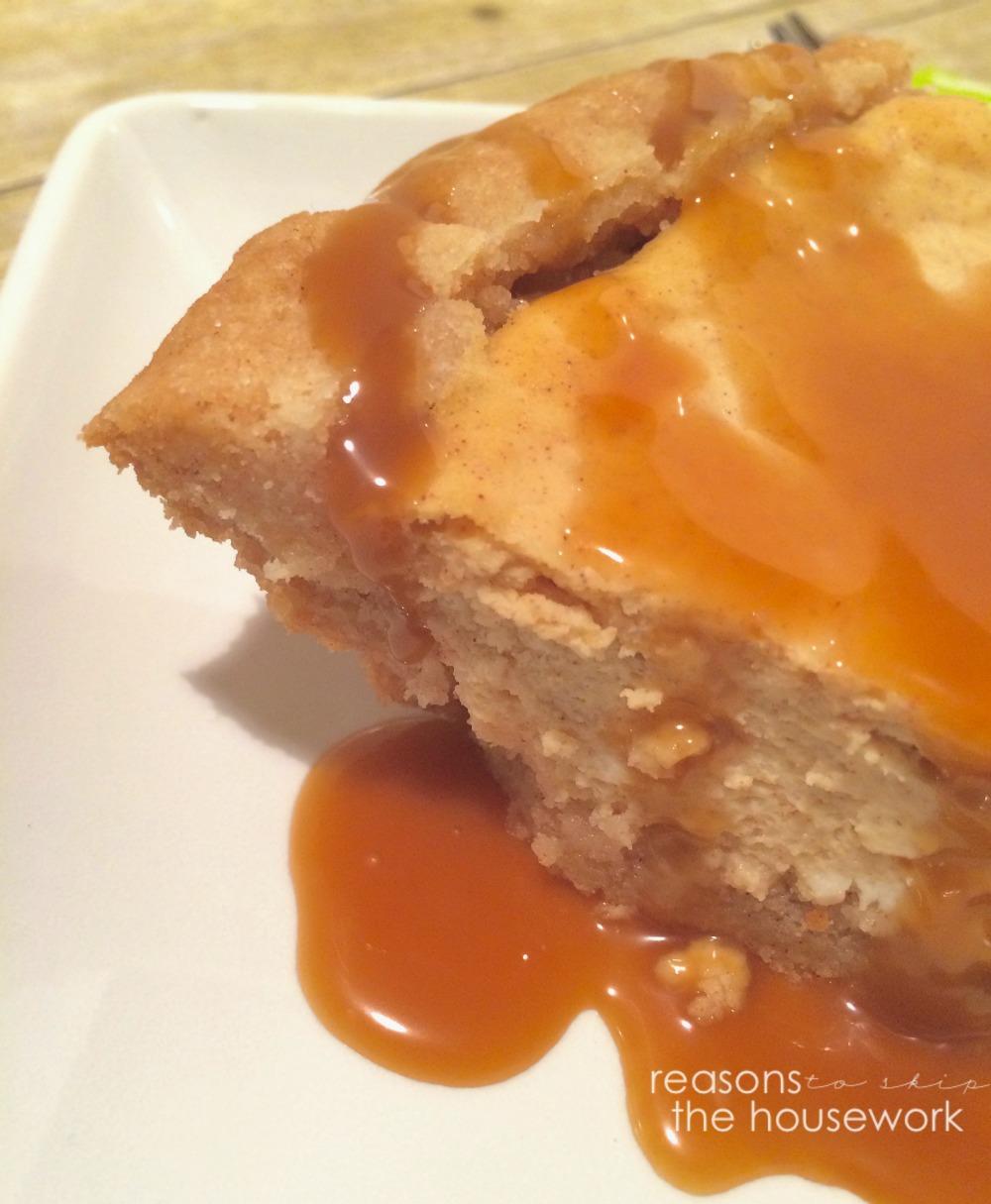 snickerdoodle cheesecake 1