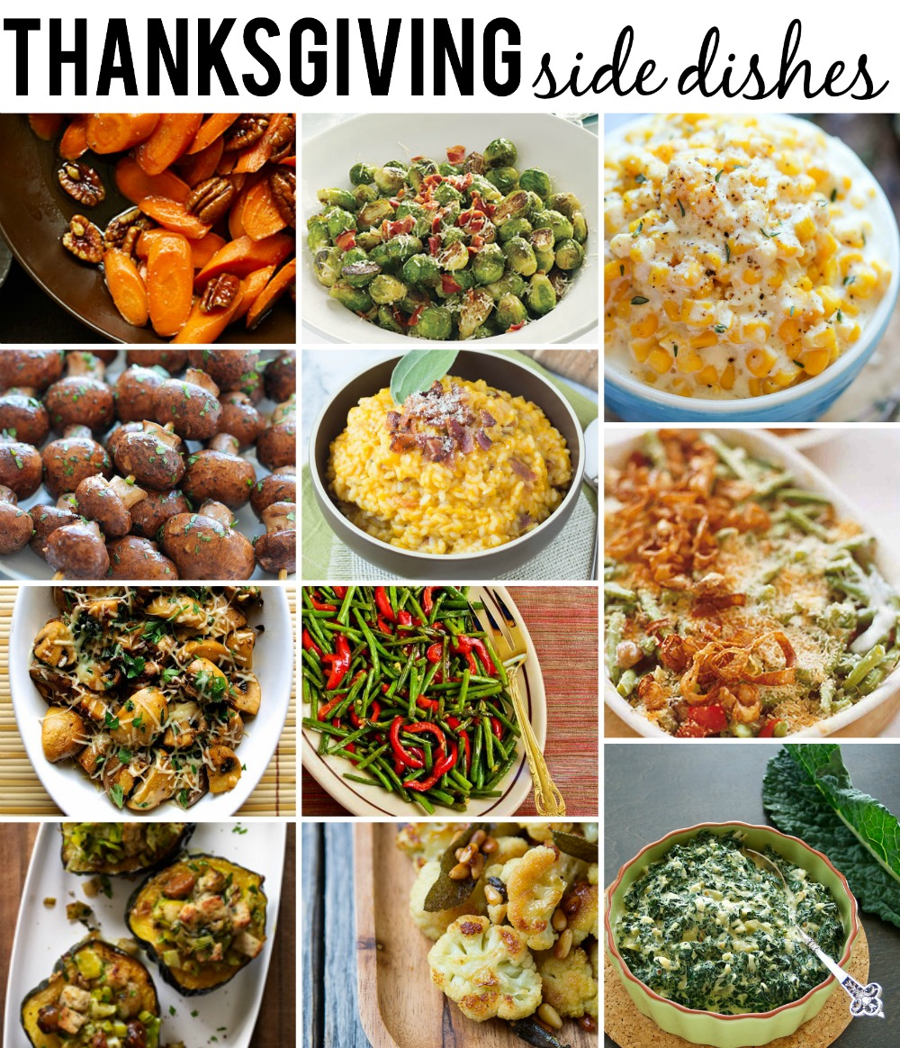 thanksgiving dinner ideas images