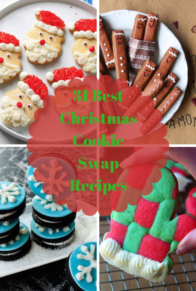 christmas cookie swap recipes