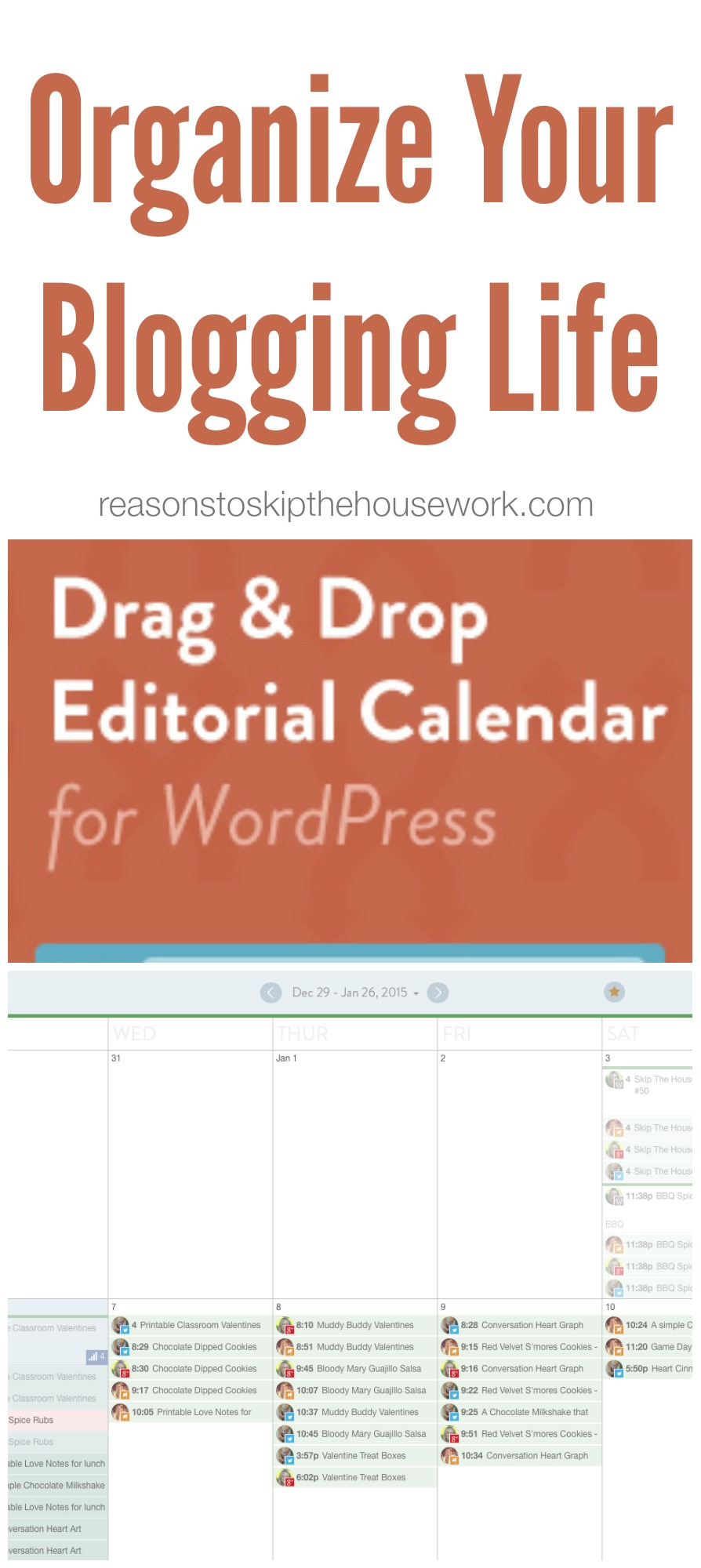 co-schedule editorial calendar for wordpress