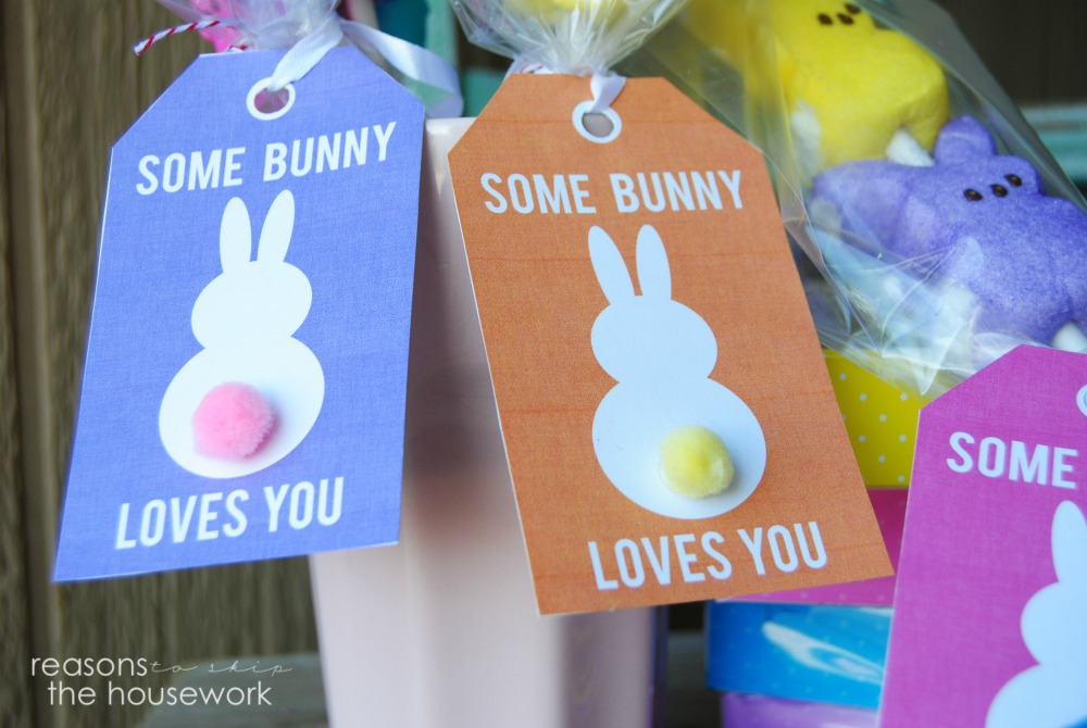 free printable some bunny loves you 3