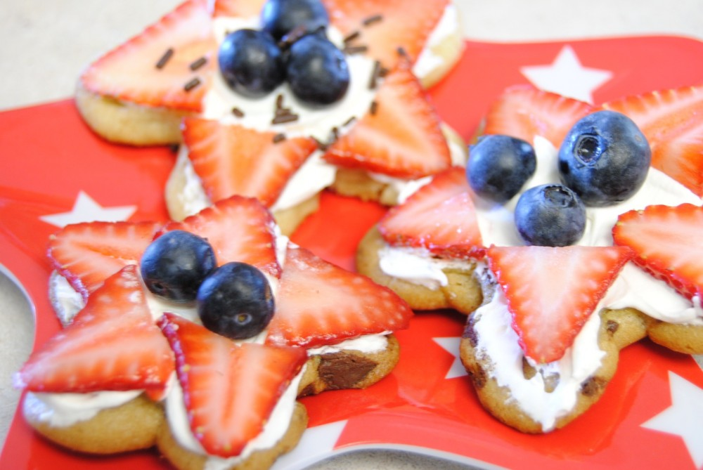 star cookies