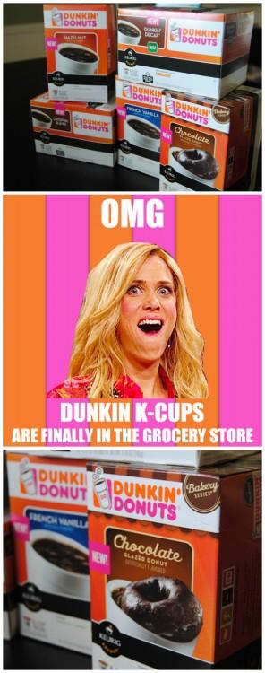#DunkinKCupLove