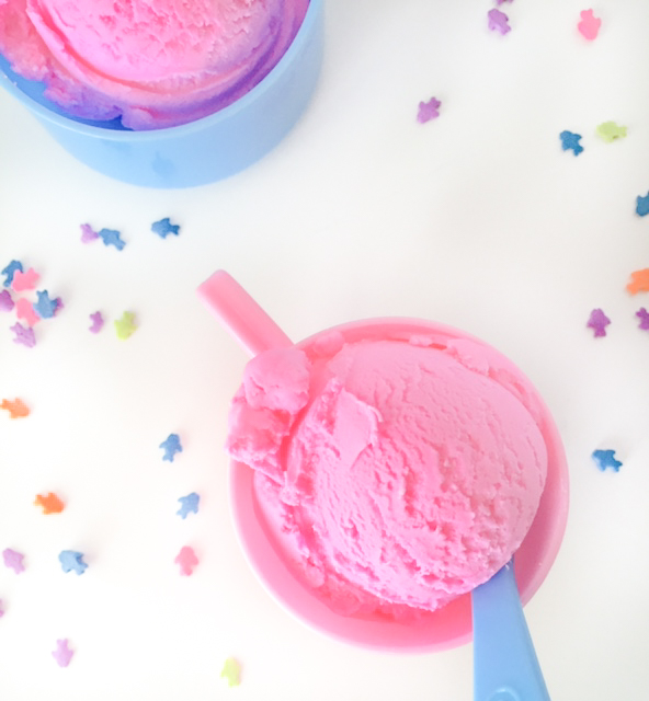 ice cream play dough