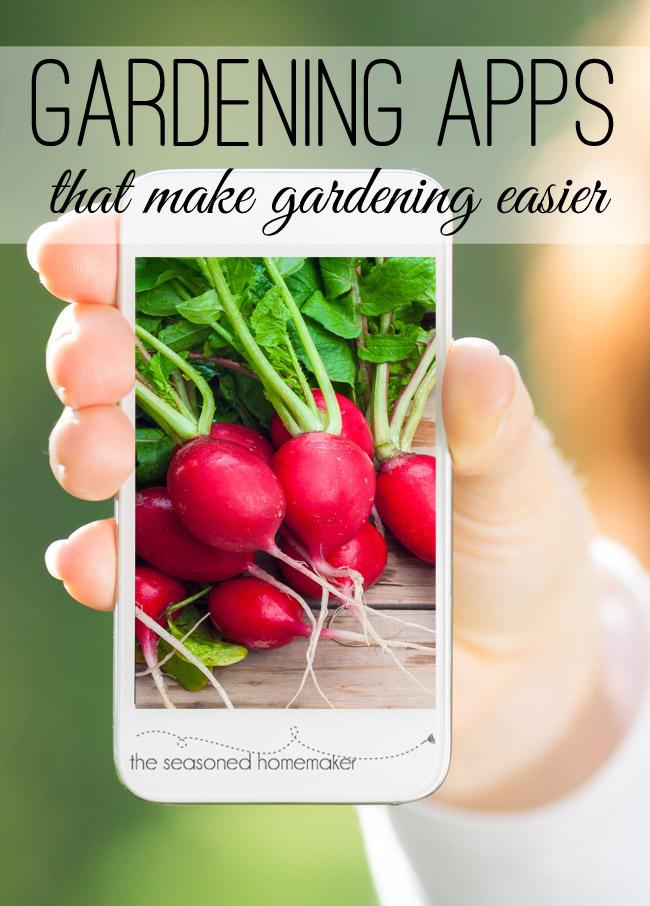Gardening Apps to make Gardening Easier
