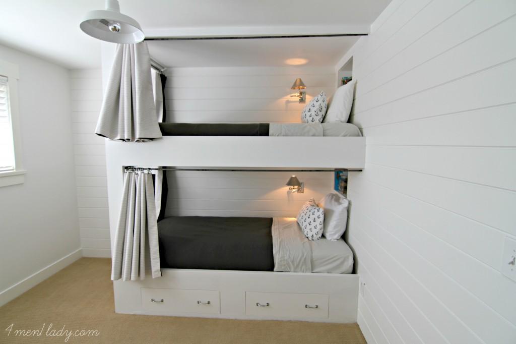 guest room bunk beds