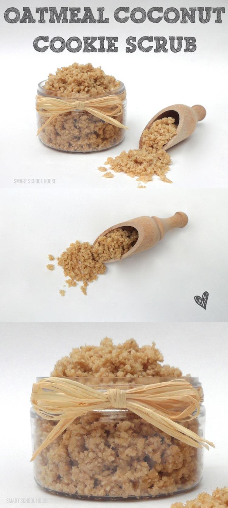 Oatmeal-Coconut-Cookie-Scrub