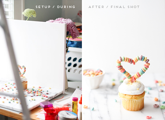 before-and-after-cupcake-styling