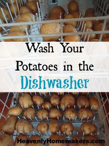 Wash-Potatoes-in-the-Dishwasher