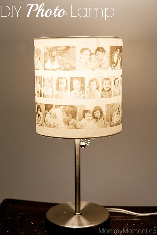 DIY-Photo-Lamp
