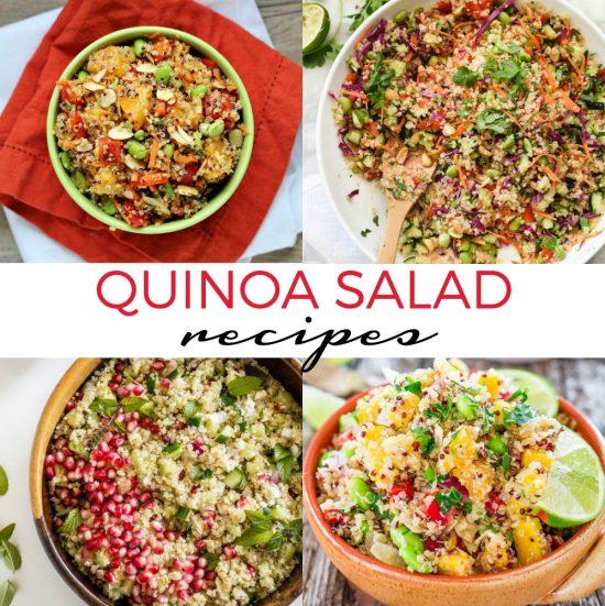 Quinoa Salads