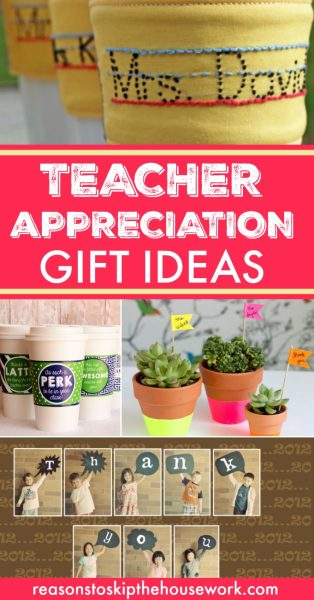 Teacher Appreciation Gifts