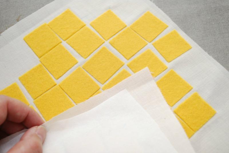 Embroidery Hoop Pineapple simple tutorial