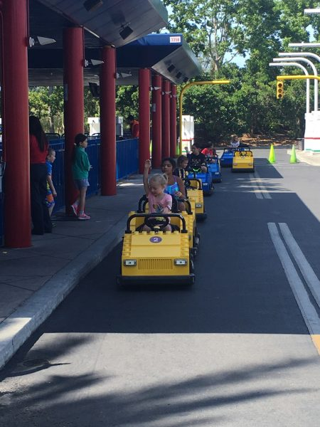 Driving School Legoland