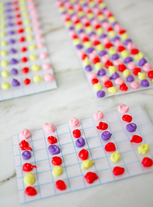 Candy Dot Party Favors