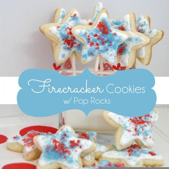 Firecracker Cookies