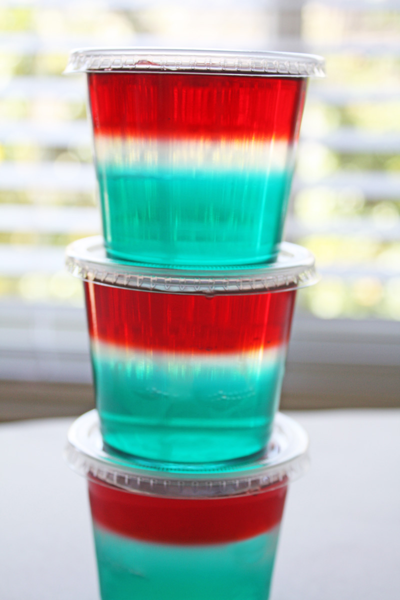 Layered Jello Recipe