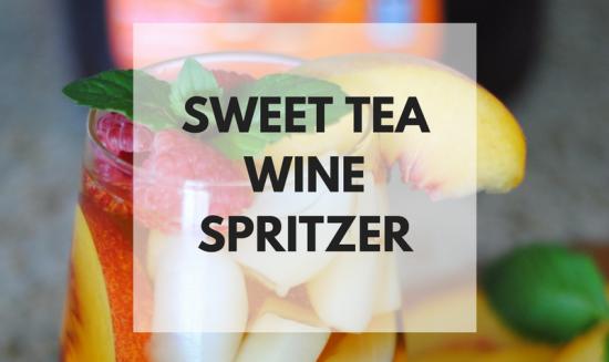 Sweet Tea Spritzer
