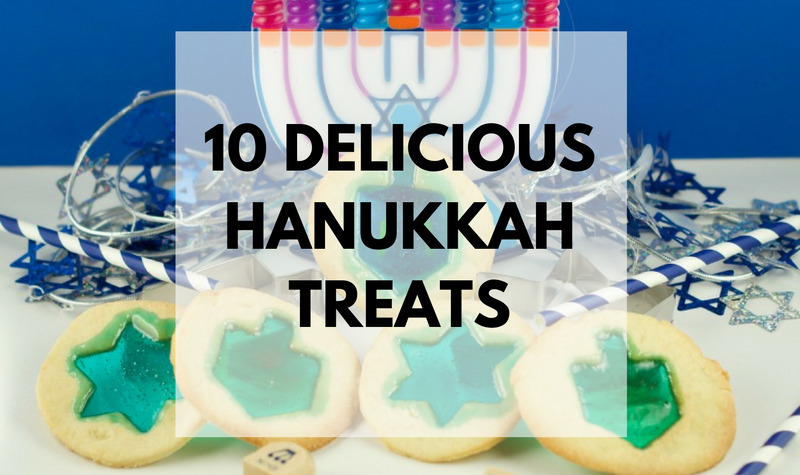 Hanukkah Treats: Hanukkah Treats: Whip up one of these traditional treats to celebrate Hanukkah.