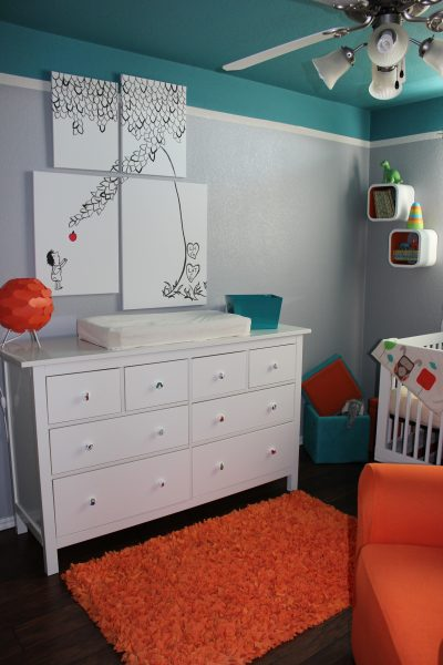 Giving Tree: Boy Nursery Ideas: From narrowing down the boy nursery ideas to painting the walls, there are a lot of ways you can uniquely design the room for your new baby.