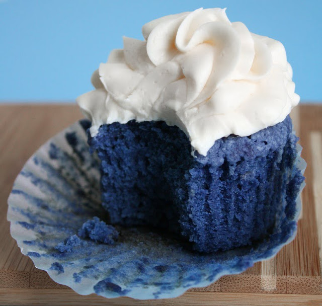 Blue Velvet Cupcakes: Hanukkah Treats: Whip up one of these traditional treats to celebrate Hanukkah.