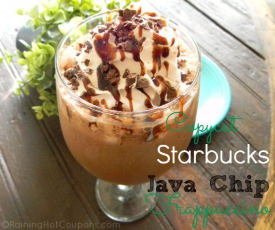 Starbucks Copycat Drinks