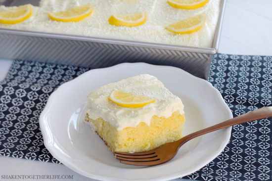 Poke Cake Recipes are simple and delicious - you don't need very many ingredients and they're perfect for gatherings!