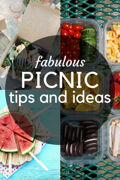 Picnic Tips and Ideas