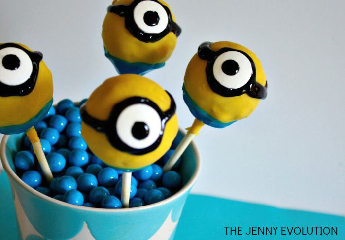 Simple Minion Treats