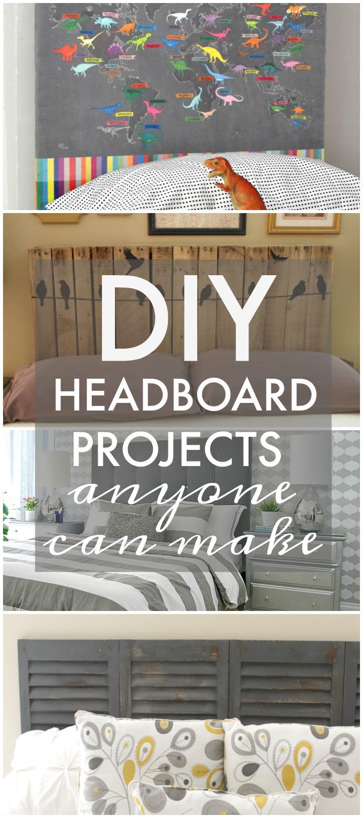 DIY Headboard Projects