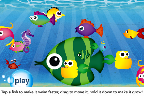 Fish school + best learning apps for kids under 5