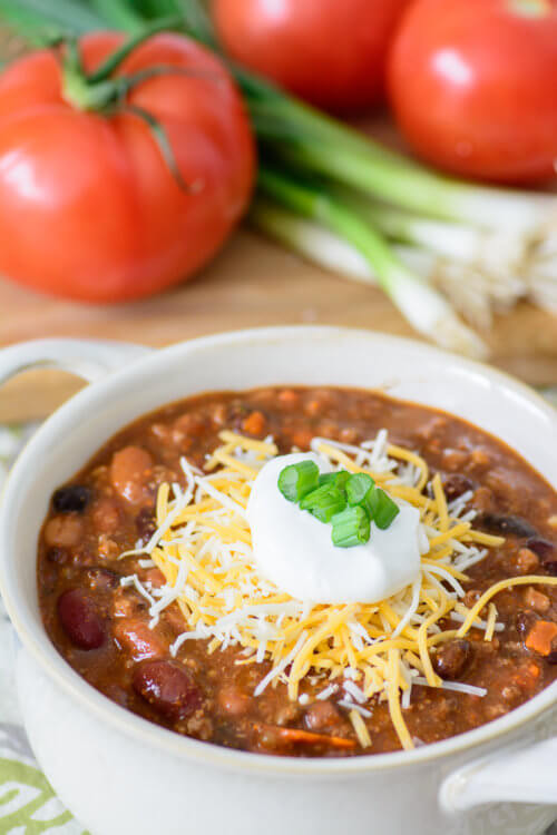 All the Chili Recipes You'll Ever Need