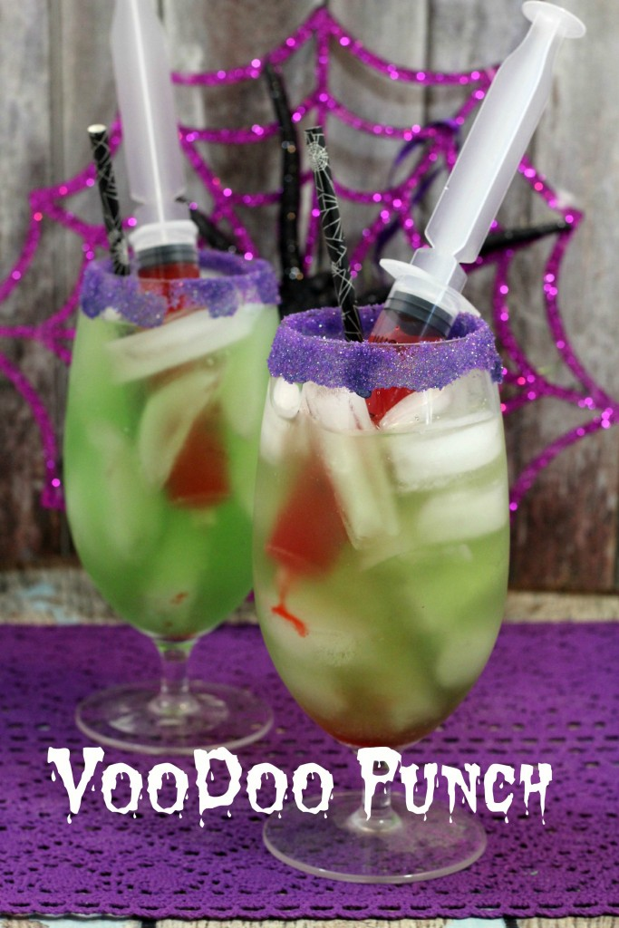 Kid Friendly Halloween Punch Recipes