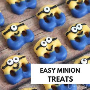 minion treats