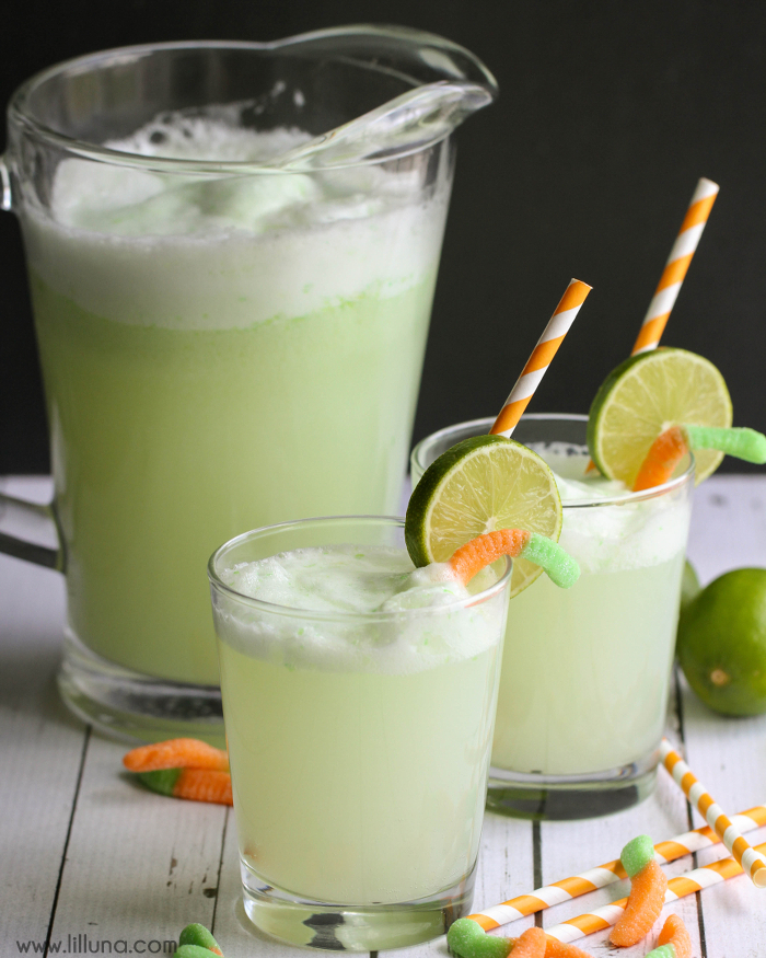 kid friendly halloween punch recipes - Halloween Punch Recipes For Kids Party