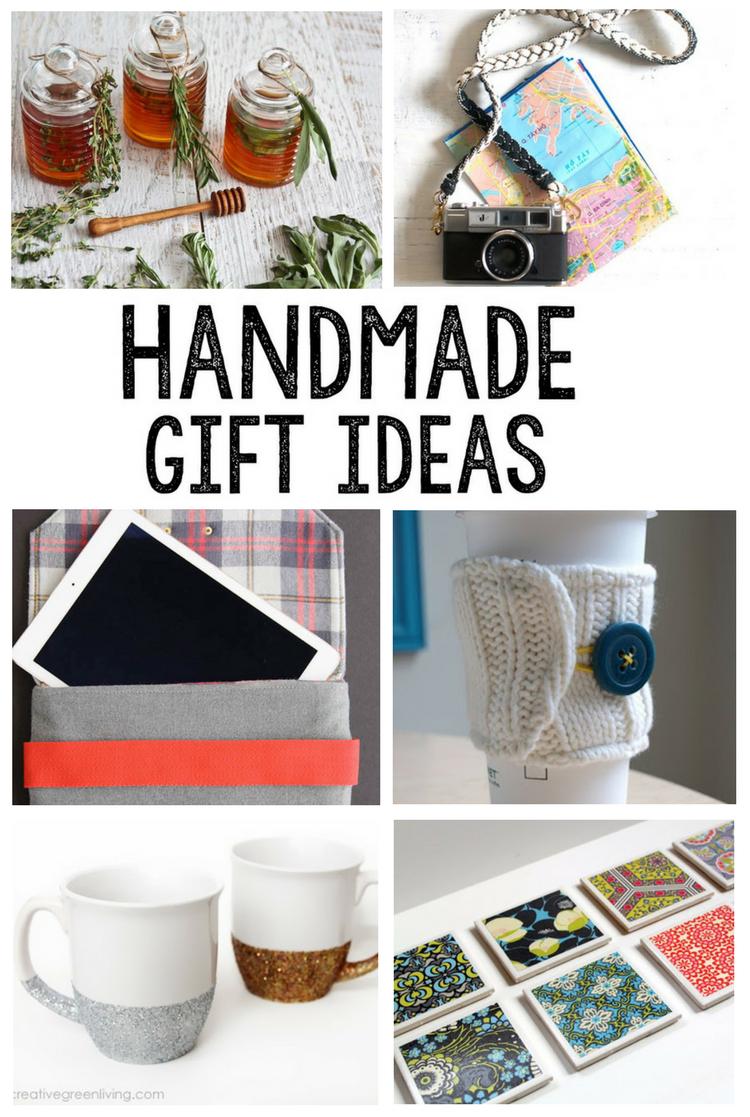 37 Easy Handmade Gift Ideas