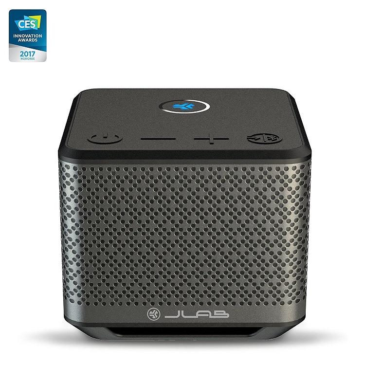 JLab Audio House Party Wireless Multi-room Bluetooth Speaker