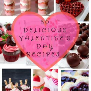 30 Delicious Valentine's Day Recipes