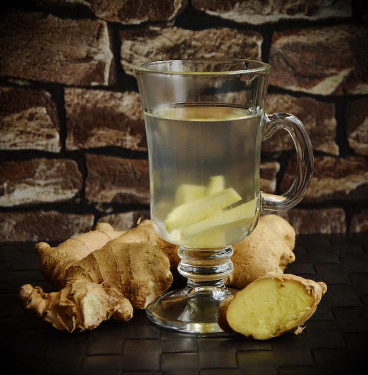 Cup of ginger