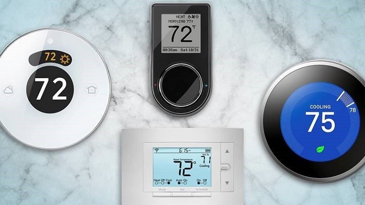 top smart thermostat