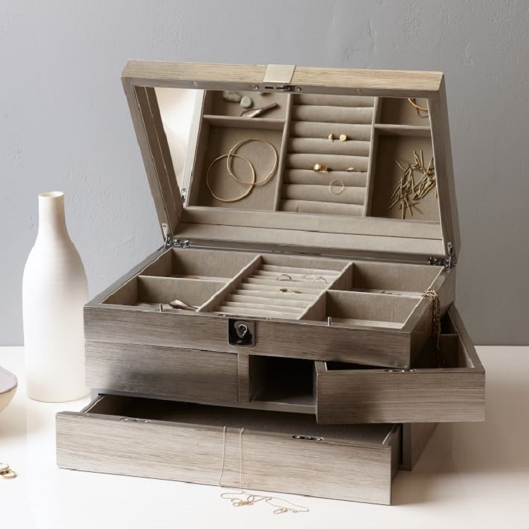 top jewelry box