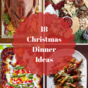 easy christmas dinner ideas