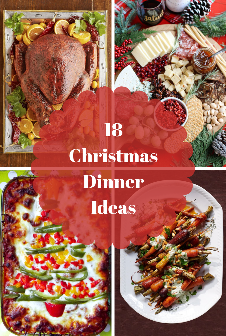 18 Easy Christmas Dinner Ideas