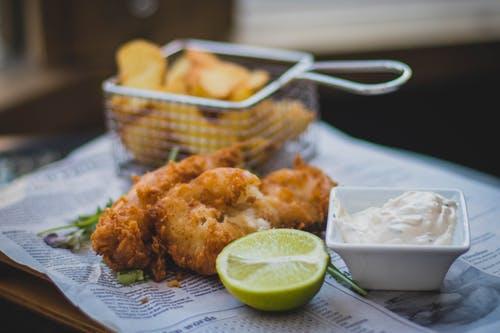 easy fried shrimp and tartar sauce